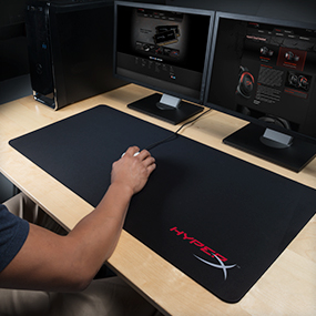 hyperx fury pro gaming mouse pad