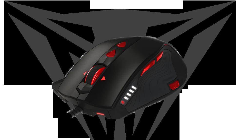 158a9994389 Patriot Viper V560 Laser Gaming Mouse - Newegg.com