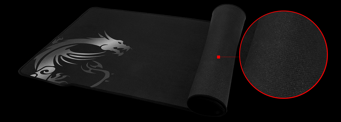 MSI AGILITY Gaming Mouse Pad-GD70