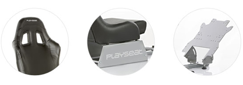 Playseat Evolution Black Gaming Chair -  REM.00004