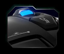 E-Blue Mazer EMS642BKAA-IU Black Wired Optical Gaming Mouse - Newegg com