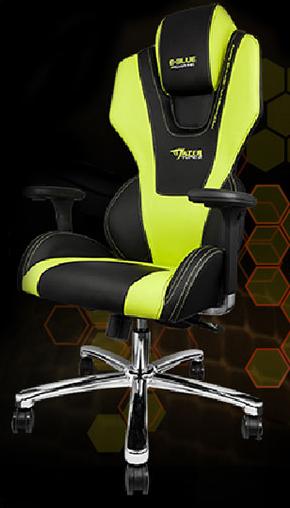 E Blue PC   Gaming Chair