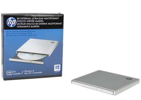b9de7577523893 HP USB External DVD Writer Model DVD600S - Newegg.com