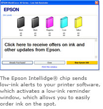 Epson Intellidge Technology