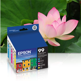 Epson's Unparalleled Ink Standards
