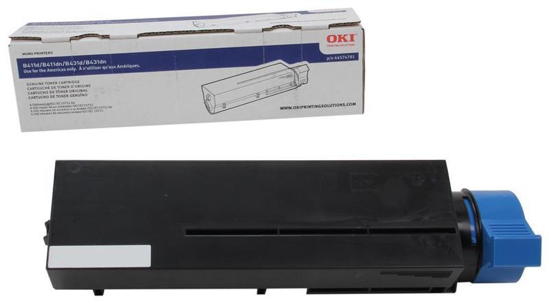 Oki Data 44574701 Toner Cartridge - Black - Newegg com