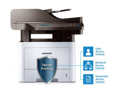 Samsung Multifunction ProXpress M3370FD