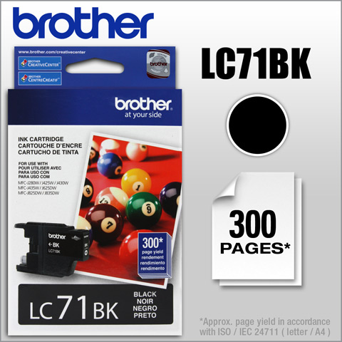 c0_Brother LC71BK