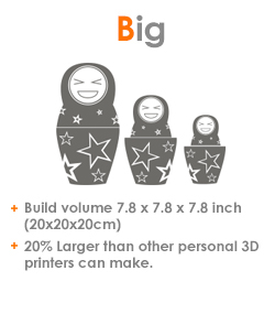 1 xyzprinting davinci 1 0 3d printer newegg com  at mifinder.co