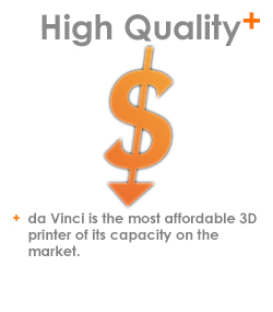 6 xyzprinting davinci 1 0 3d printer newegg com  at mifinder.co