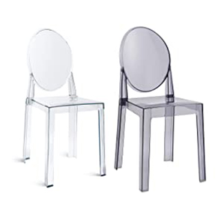 Furgle Ghost Chair 2pcs