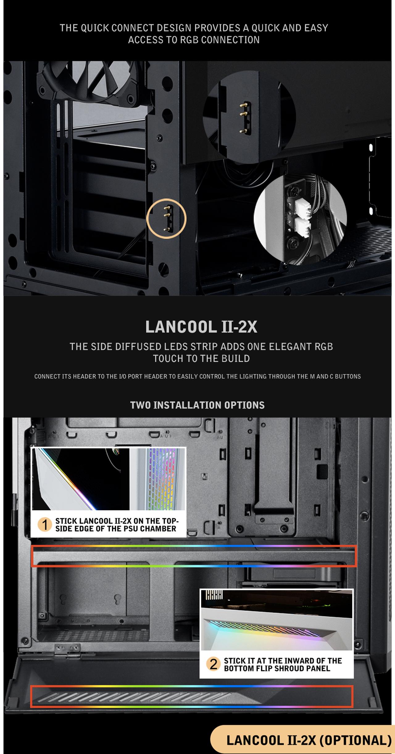 LANCOOL II Official