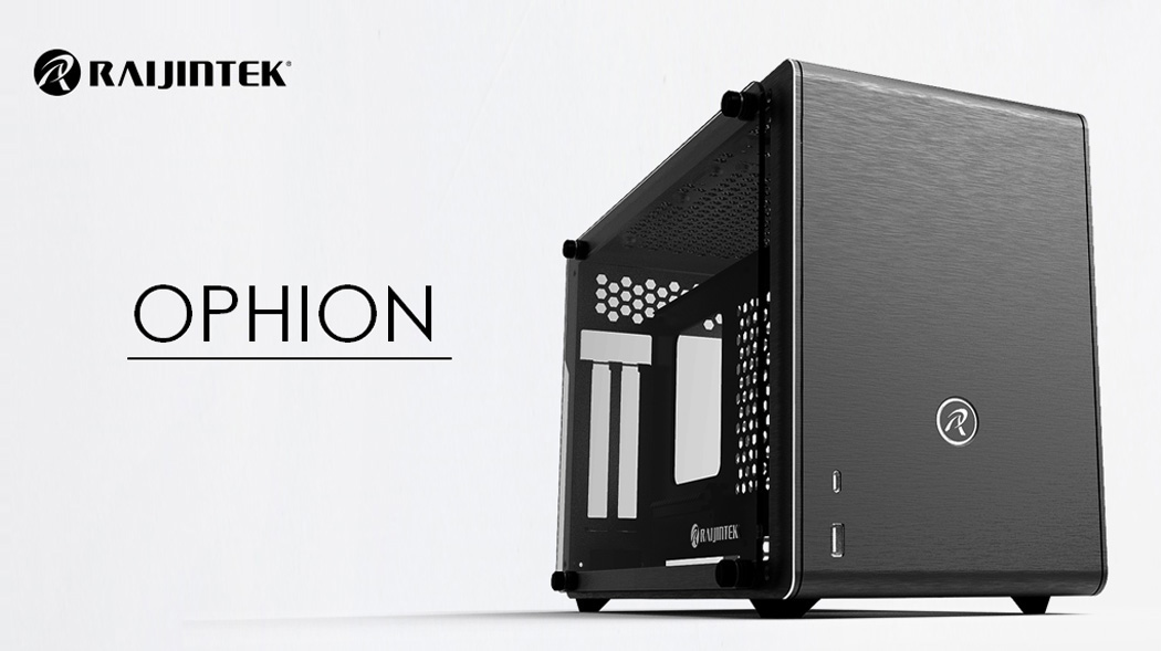 Raijintek Ophion A New Sff Case Is Designed To Fulfil A