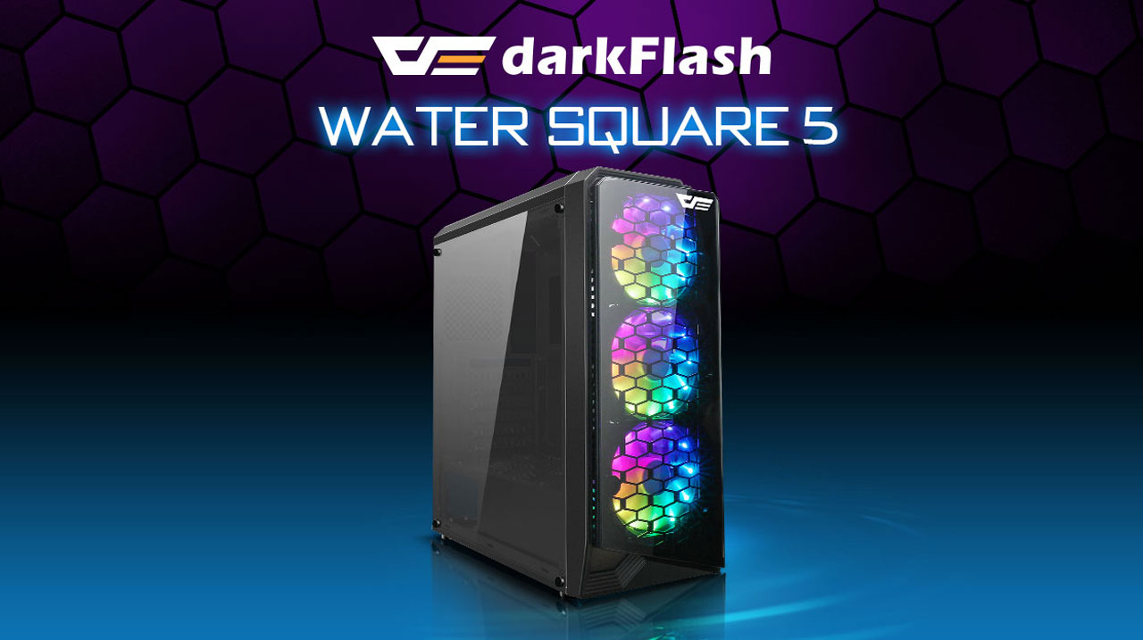 darkFlash Water Square 5