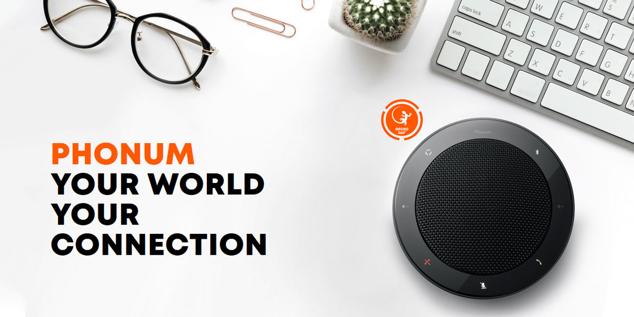 Beyerdynamic Phonum Wireless Bluetooth Speakerphone