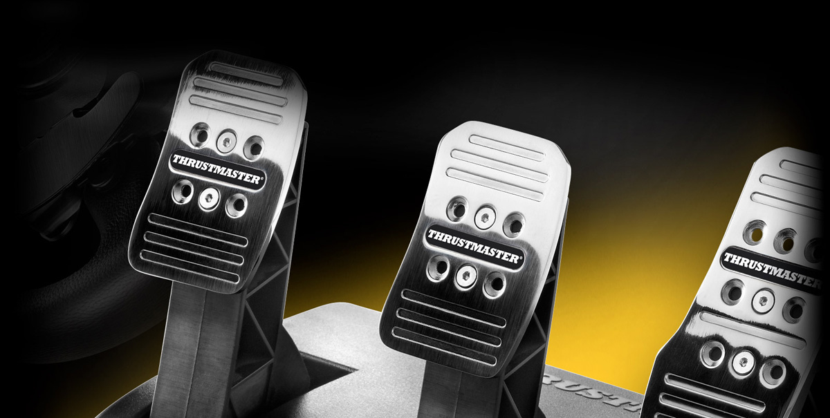 THRUSTMASTER T3PA Pedal Set Add-On - Newegg com