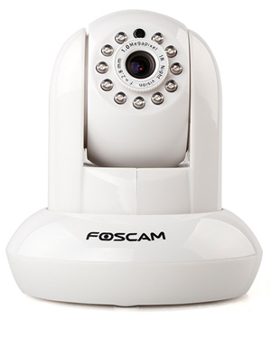 FOSCAM HD Wireless IP Camera - FI9821W
