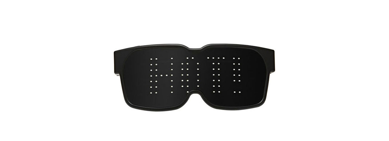 68c586fe3fc CHEMION - Customizable Bluetooth LED Glasses for Raves