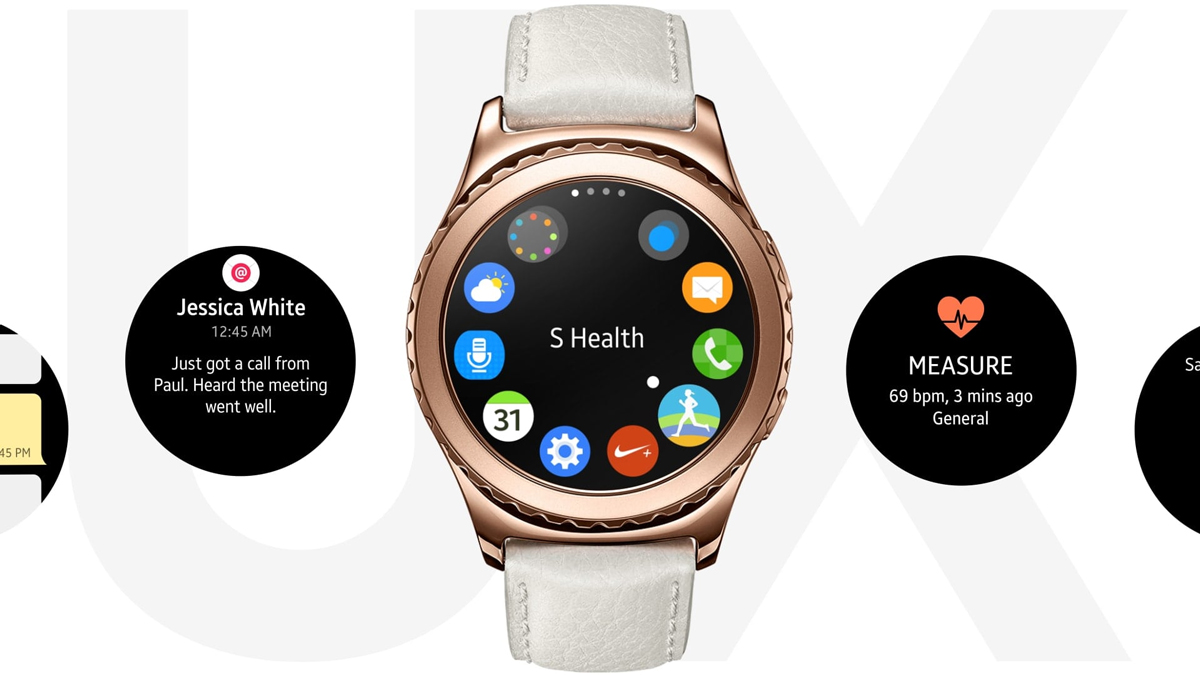 Samsung Gear S2 Classic, Heart Rate, Activity Tracking ...