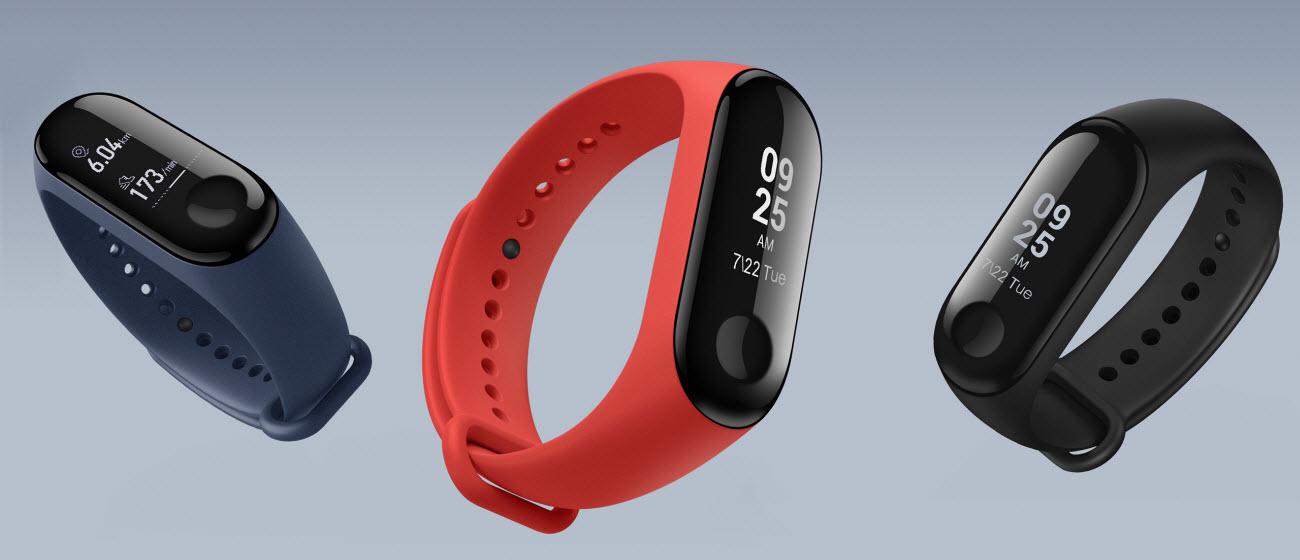Xiaomi Mi Band 2//3 Wristband Bracelet IPS Screen Heart Rate Monitor Bluetooth4.2