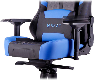 N Seat Pro 600 Series Racing Gaming Style Ergonomic Design