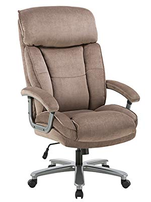 Ergonomic Big Amp Tall Executive Office Chair With