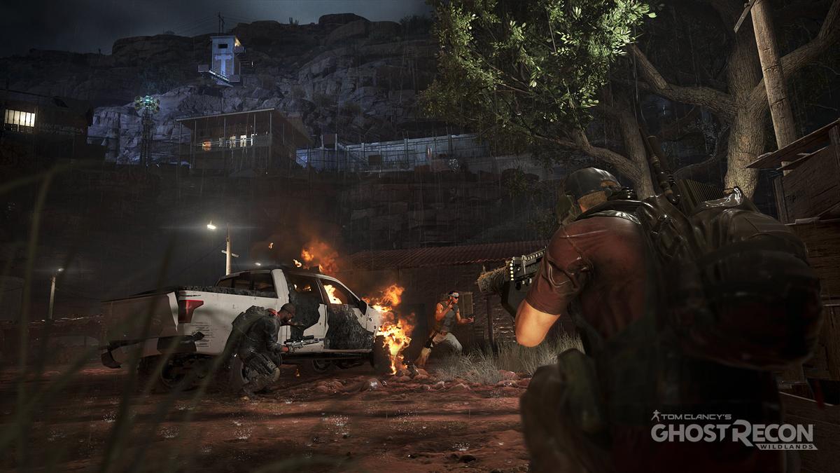 Tom Clancy's Ghost Recon Wildlands (Deluxe Edition) - Xbox One - Newegg com