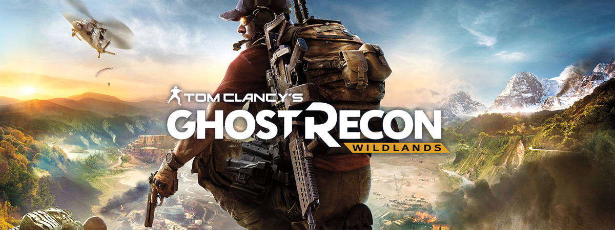 Tom Clancy's Ghost Recon Wildlands - PlayStation 4 - Newegg com
