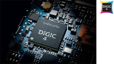 DIGIC 4 Image Processor