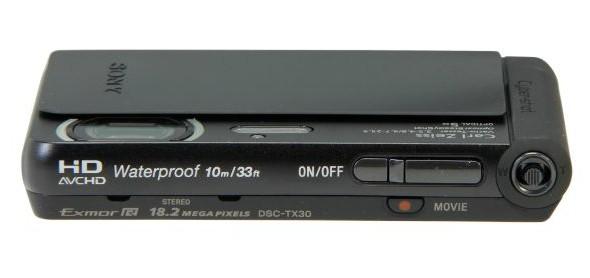 DSC-TX30/L