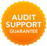 audit support guarantee