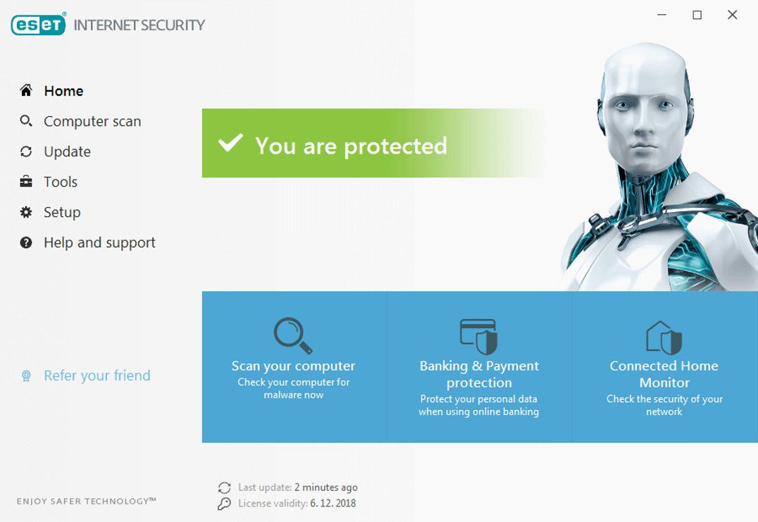 eset smart security 10 activation key latest