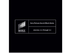 Sony Pictures Sound Effects Series Volumes 1-10