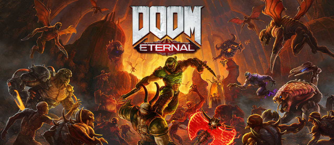 DOOM ETERNAL—STANDARD EDITION