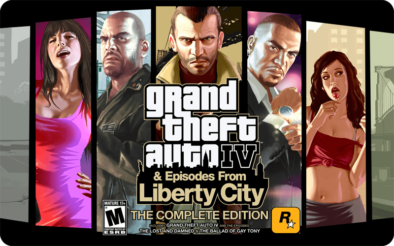 Grand Theft Auto IV: Complete Edition [Online Game Code] - Newegg com
