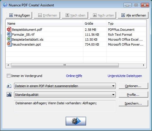 nuance pdf creator free download