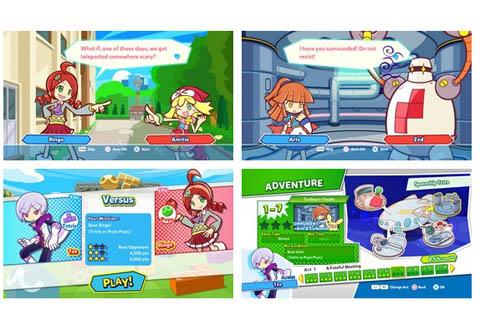Puyo Puyo Tetris [Online Game Code] - Newegg com