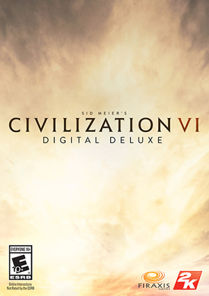Sid Meier's Civilization VI Digital Deluxe Edition [Online Game Code] -  Newegg com