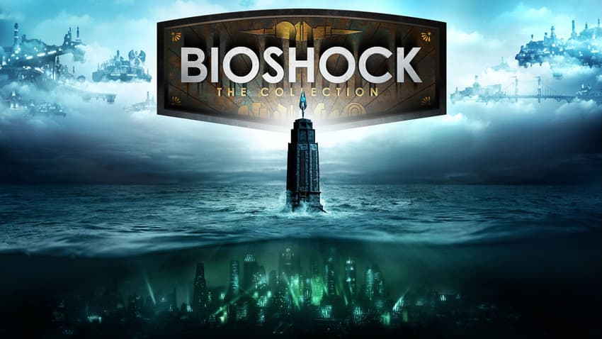 BioShock The Collection Main Art