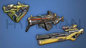 Weapons from VLROOF