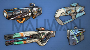Weapons from ATLAS