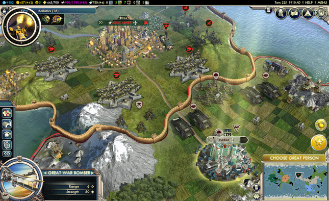 Sid Meier's Civilization V: The Complete Edition (MAC)