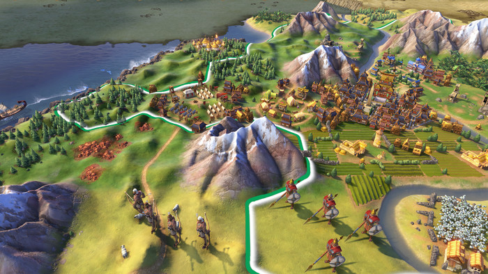 Sid Meier's Civilization VI (MAC)