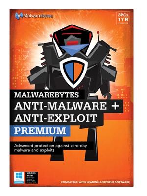 Malwarebytes Anti-Malware Premium + Anti-Exploit Premium