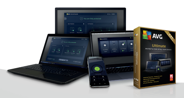 AVG Ultimate 2019 Unlimited Devices 2 Years - Download - Newegg com