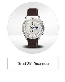 Watch Above Text That Reads: Grad Gift Roundup