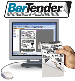 seagull scientific btp pro bartender label rfid software With bartender label maker