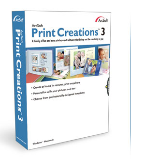 ArcSoft Print Creation