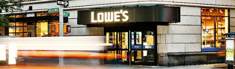 Lowe's City Storefront