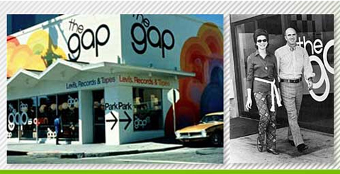 Gap Inc. E-Gift Card